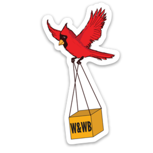 Charlie West Sticker