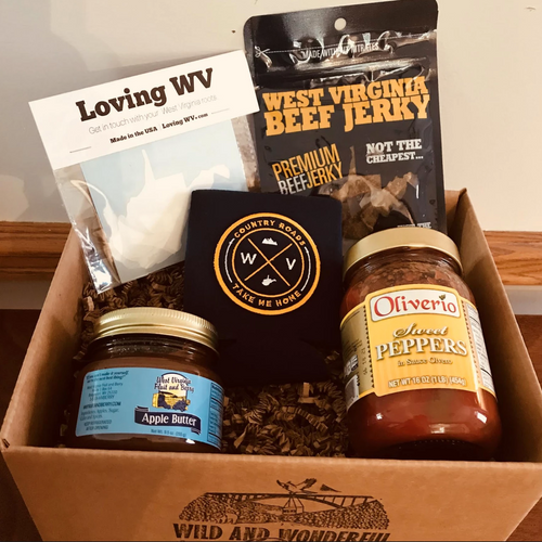West Virginia's Favorites Box