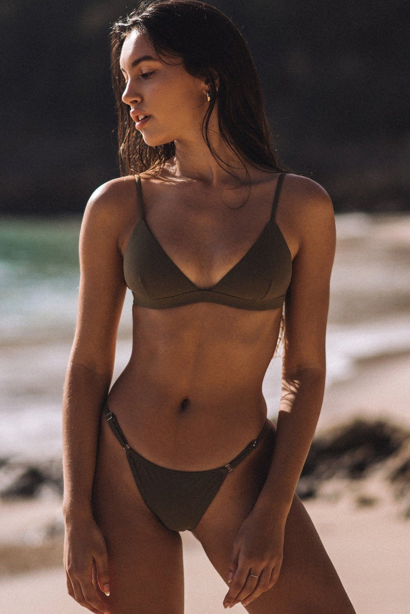 BORA BORA BOTTOM (OLIVE)