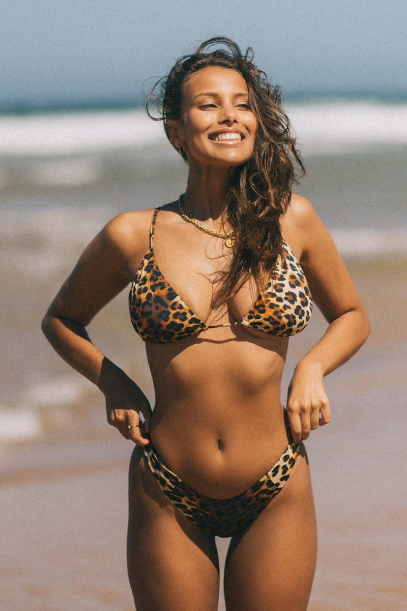 BARBADOS TOP (LEOPARD)