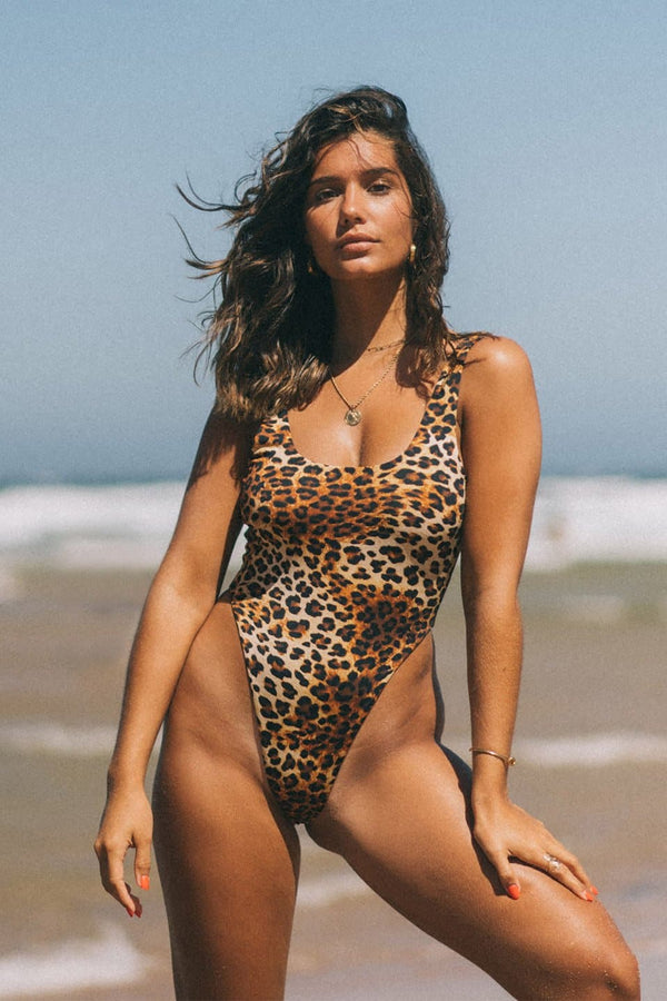 KATIE ONE PIECE (LEOPARD)