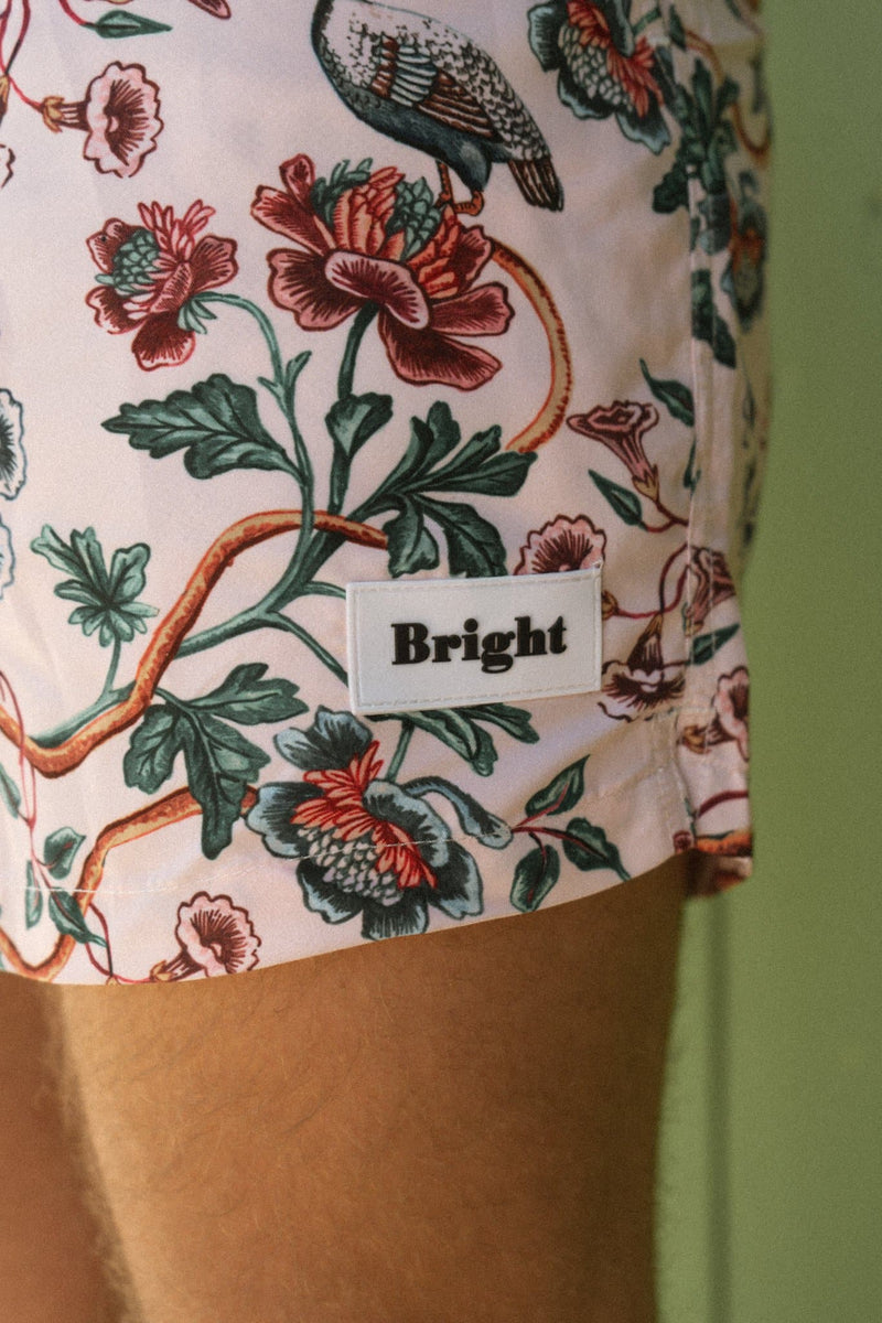 BRIGHT SWIMSHORTS (FLORAL)