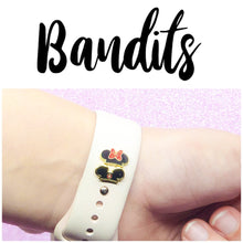 Bandmates: (Mouse Hat charm for Apple Watch band/Magicband)