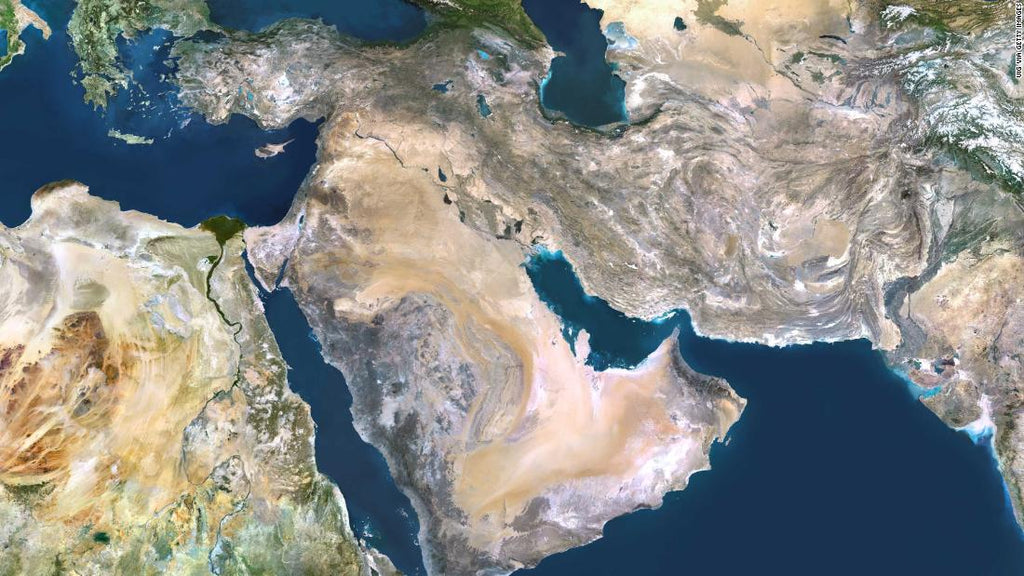 The Middle East and North Africa's battle against water scarcity
