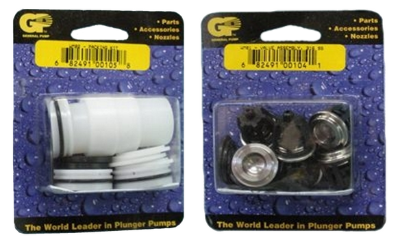 General Pump WM Series Repair Kits