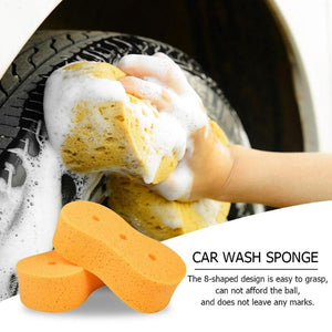 8-shaped Large Car Wash Sponge