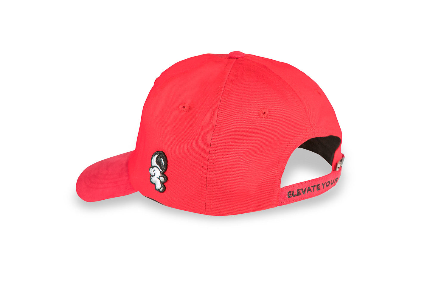E.Y.E Summer Suede EYE Snapback (Red)