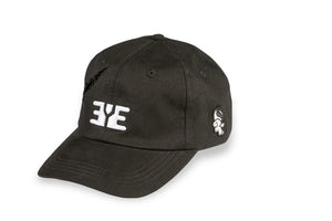 E.Y.E Summer Suede EYE Strapback Black