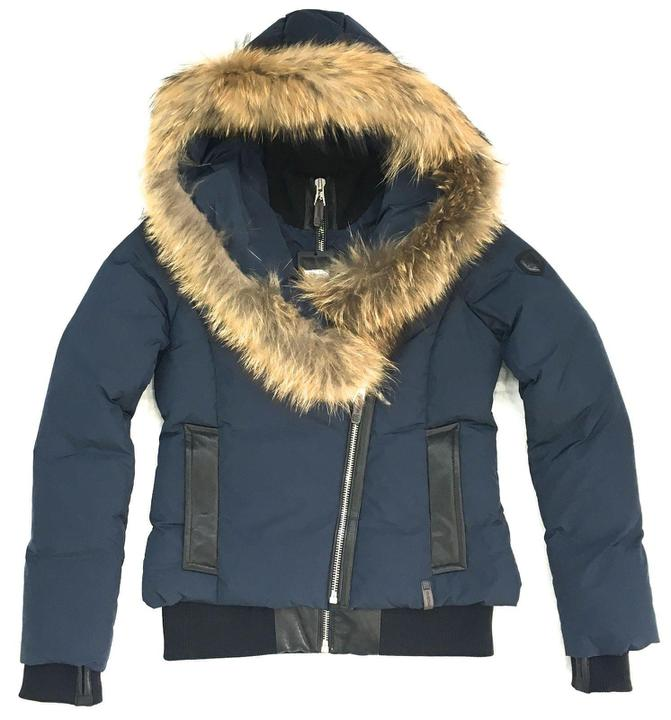 RUDSAK LADIES CABALLO BLUE DOWN WINTER JACKET