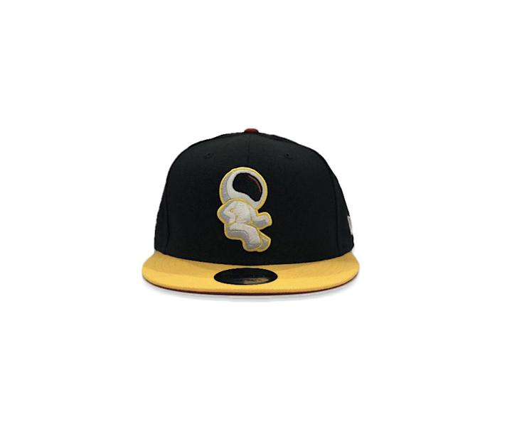 E.Y.E ASTRO SNAPBACK (BLACK & YELLOW)