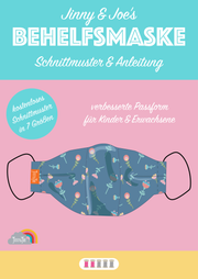 eBook: Behelfsmaske by Jinny & Joe-E-Book-Jinny & Joe