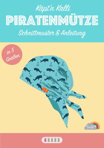 eBook: Piratenmütze Käpt'n Kalli - Jinny & Joe