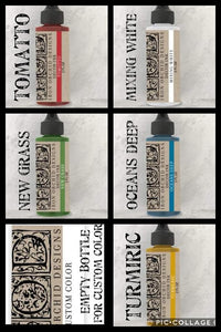 Iron Orchid Designs ~ Stamp Ink