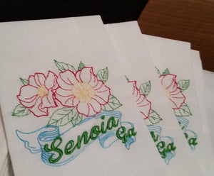 Senoia Tea Towels