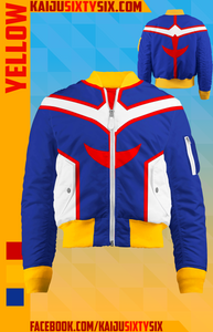 All Might Bomber Jacket! [Limited]