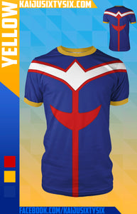 All Might Shirt! [Limited]