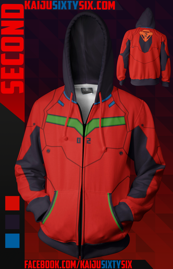 Asuka Hoodie [Limited] [OLD SIZING]