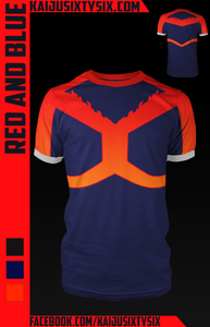 Red and Blue Shirt! [Limited]