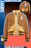 Survey Bomber Jacket! [Preorder]