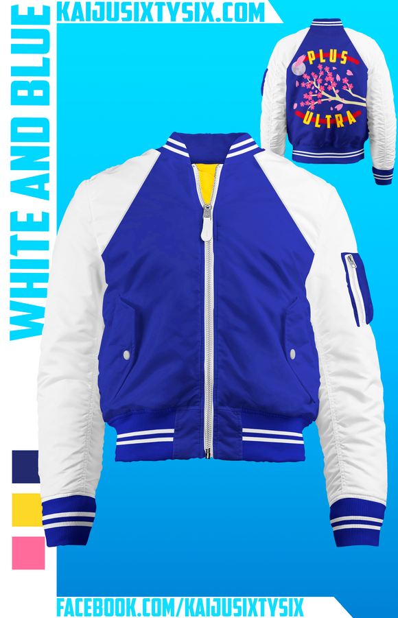Young All Might Bomber Jacket! [Preorder]
