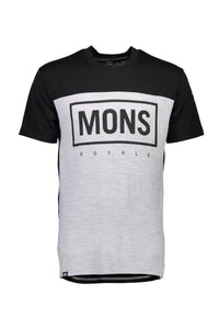 Mons Royale Redwood V Tee - Men's