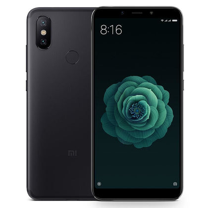Xiaomi Mi 6X 5.99 Inch Full Screen 4G Smartphone Snapdragon 660 4GB 32GB 20.0MP AI Dual Camera Face Recognition QC 3.0 Quick Charge Metal