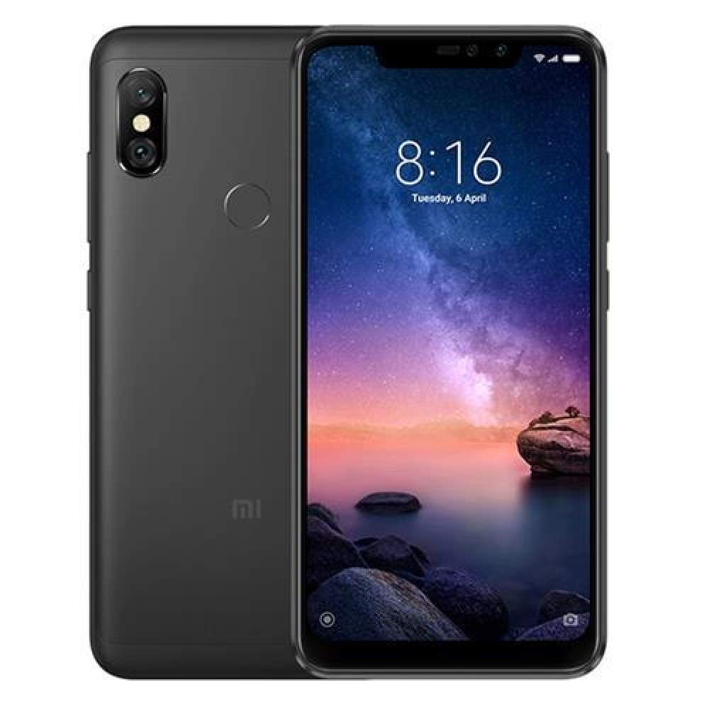 Xiaomi Redmi Note 6 Pro 6.26 Inch 4G LTE Smartphone Snapdragon 636 3GB 32GB 12.0MP + 5.0MP Dual Rear Cameras MIUI 9 Face ID FHD+ Screen