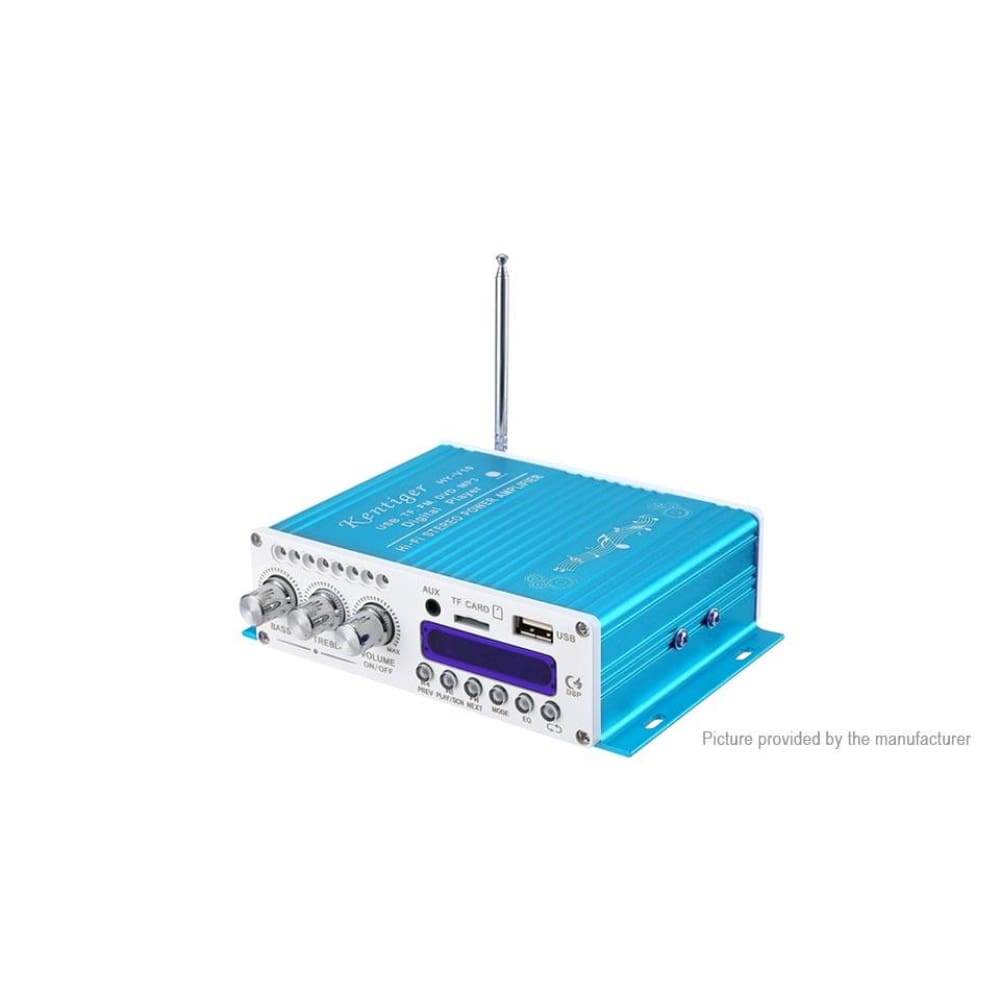 Kentiger V10 Bluetooth V4.0 Digital Power Amplifier - Amplifiers