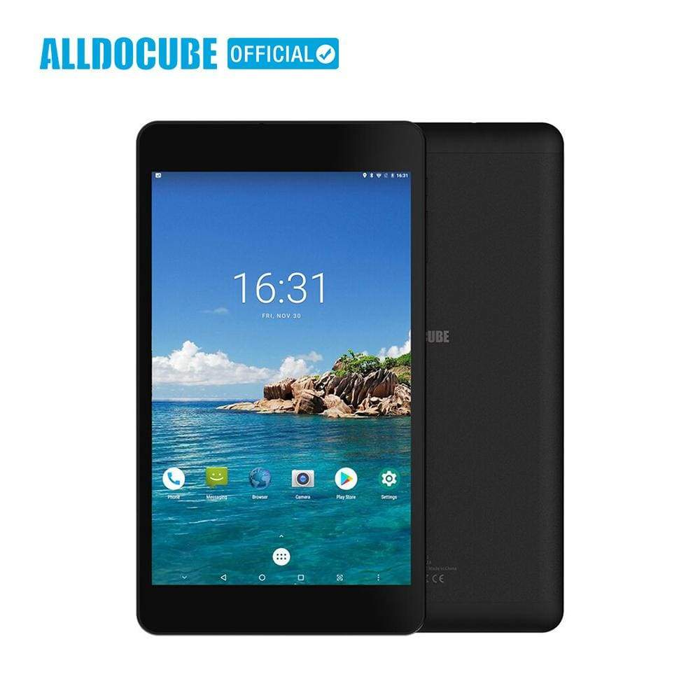 ALLDOCUBE M8 Phone Call Tablet PC Computer-US - Android Tablets