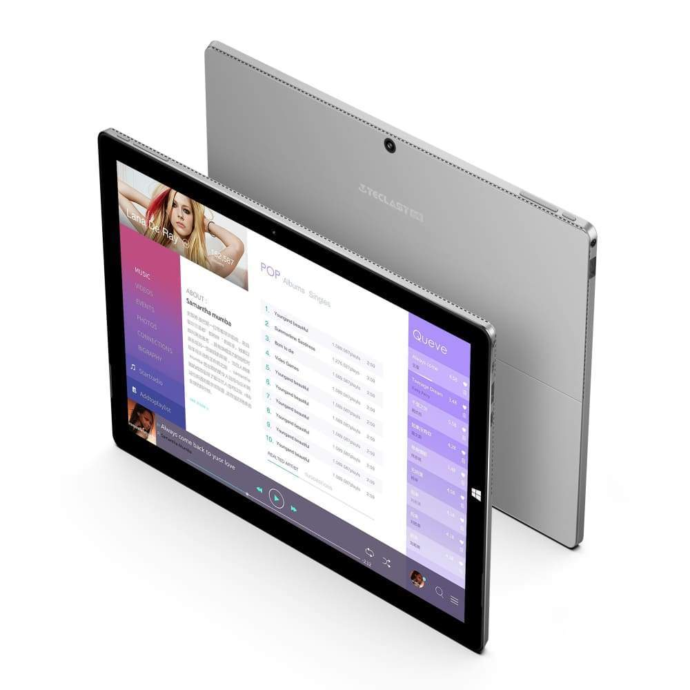 Teclast X6 PRO With Plate Tablet - EU PLUG - Android Tablets
