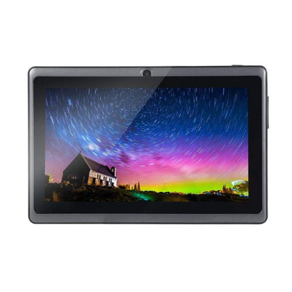 Wifi Version 7 Inch 4GB ROM Tablet Black - Android Tablets