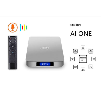AI One Android TV Box - Stick