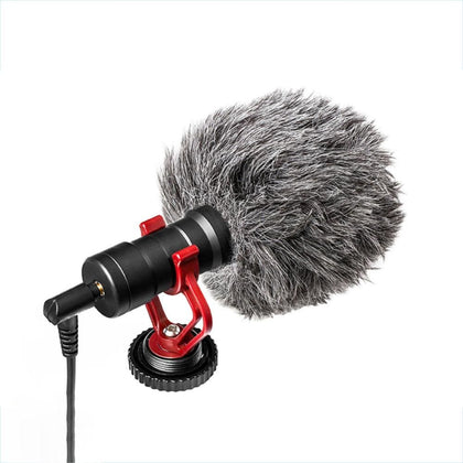 Capacitance Microphone - Audio & Video Gadgets