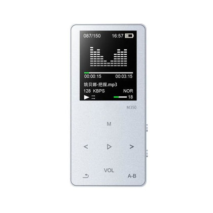 Touch Screen HIFI MP3 Player_White - Audio & Video Gadgets