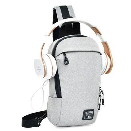 Crossbody Shoulder Bags Waterproof - Backpacks