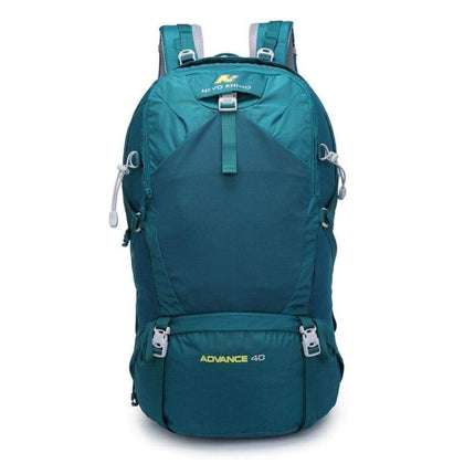 Mens Backpack 40L Waterproof Unisex hiking Outdoor Mountaineering Climbing backpack - Backpacks