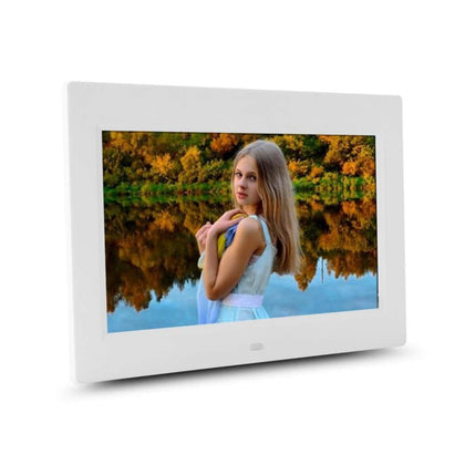 10 inch HD Digital Photo Frame-White EU Plug - Cheap & Cool Gadgets