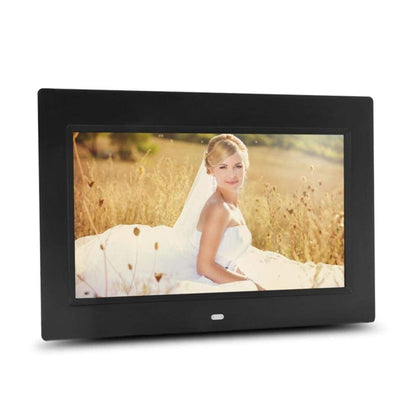 10 inch HD Photos Frames-Black EU Plugs - Cheap & Cool Gadgets