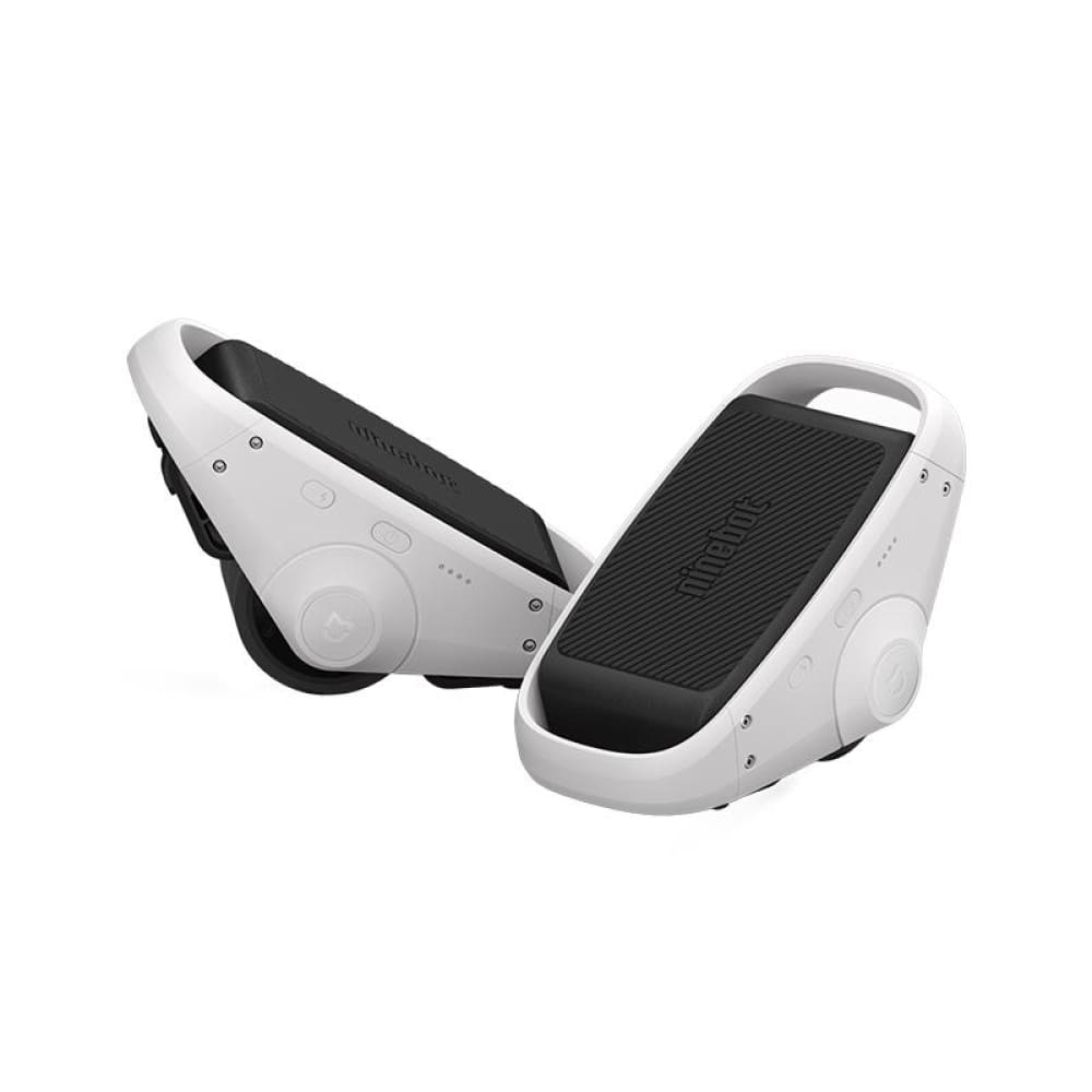 Xiaomi Mijia Ninebot Double Balance Wheel 130W 10km/h Max Speed Self Balancing Electric Scooter Grey White