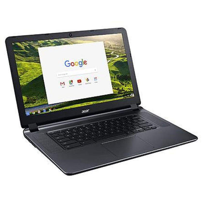 Acer NXGHJAA004 15.6 Chromebook with Intel Celeron Processor