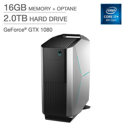 Alienware Aurora Gaming Desktop - Intel Core i7 - GeForce GTX 1080Alienware - 1080