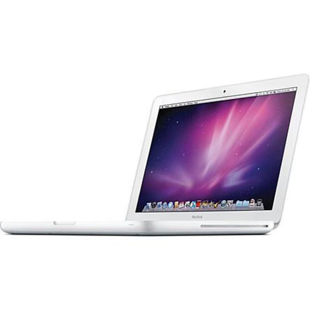 Apple 13.3 MacBook with Intel Core 2 Duo P7550 2.26GHz Processor
