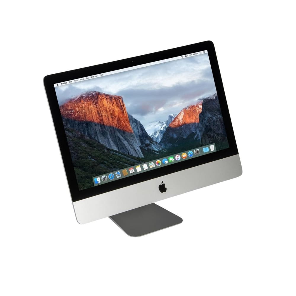 Apple Core i5 Ultrathin All in one 21.5 inch iMac Desktop Computer...