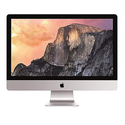 Apple G0PE0LL/A 21.5 Intel Core i7-4770S iMac - Silver