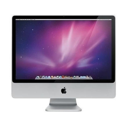 Apple iMac 21.5 Core 2 Duo 3.06GHz All-in-One Computer - 4GB 500GB DVD±RW GeForce 9400M OS X MB950LL/A (Late 2009)