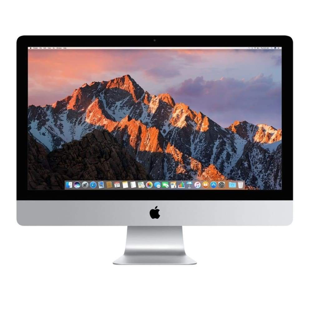 Apple iMac MNEA2LL/A 27 Inch 3.5GHz Intel Core i5 8GB RAM 1TB Fusion Drive Si...