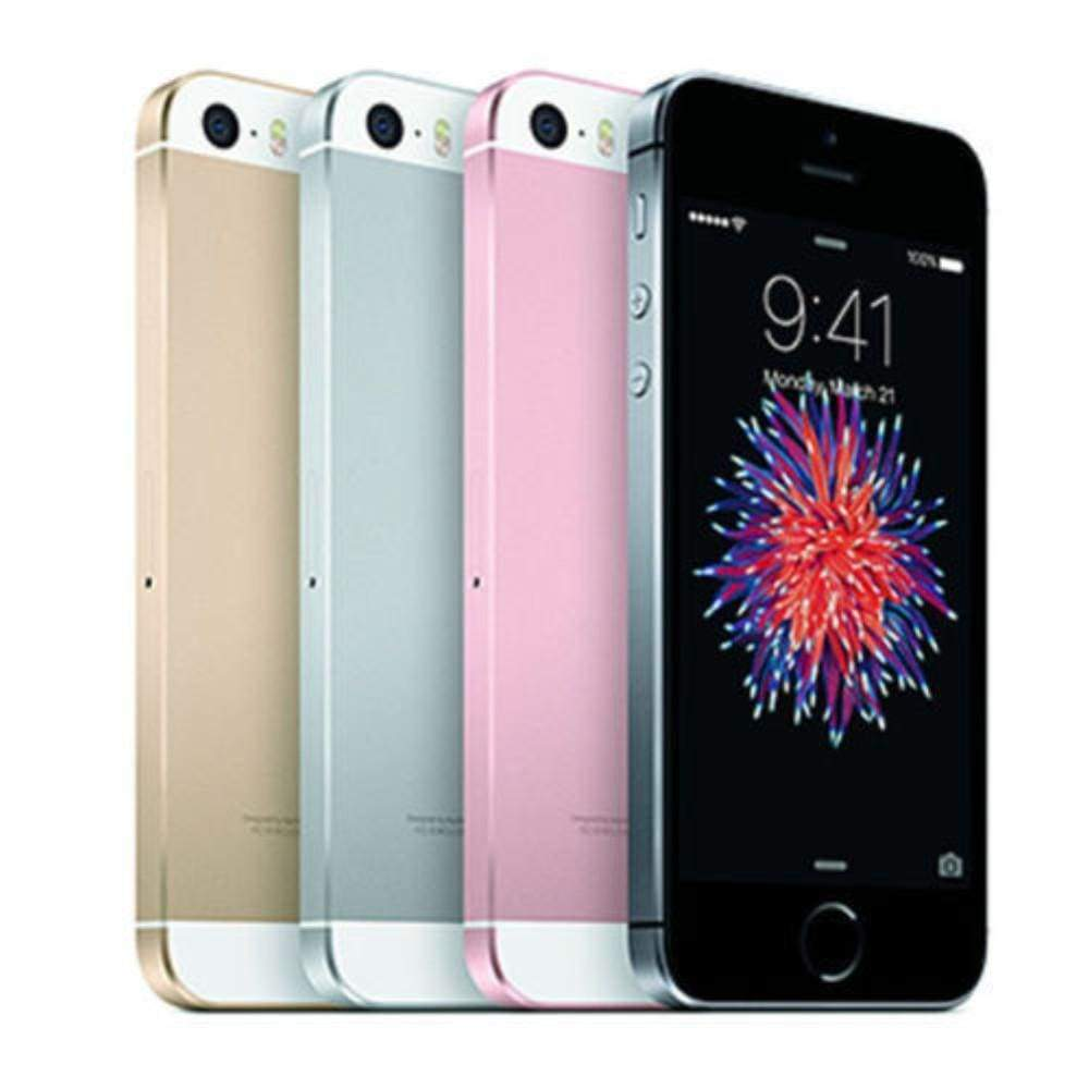APPLE IPHONE SE 16/32/64/128GB Gold/Silver/Grey/Rose UNLOCKED 1Yr Warranty inBox