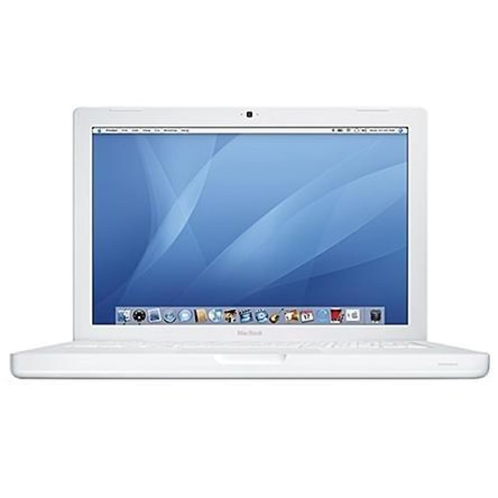 Apple MC207LL/A 13.3 MacBook with Intel Core Duo P7550 2.26GHz Processor