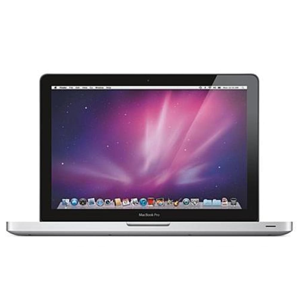 Apple MC723LL/A 15.4 MacBook Pro with Intel Core i7-2720QM 2.20GHz Processor - Silver