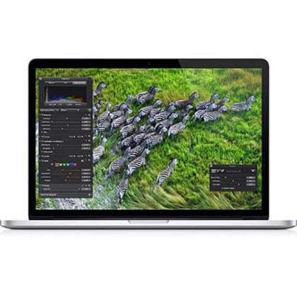Apple MC976LL/A 15.4 Refurbished MacBook Pro with Intel Core i7 Quad-Core 2.6GHz Processor